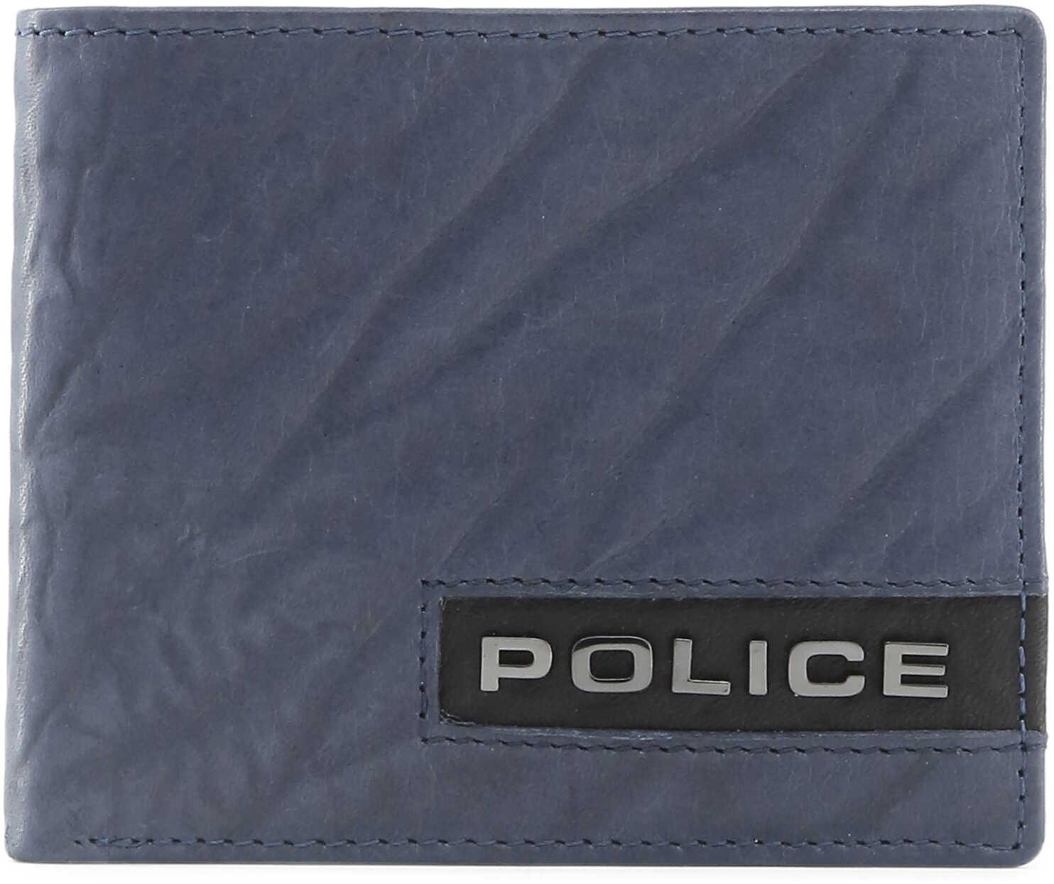 Police Pt308366 Blue