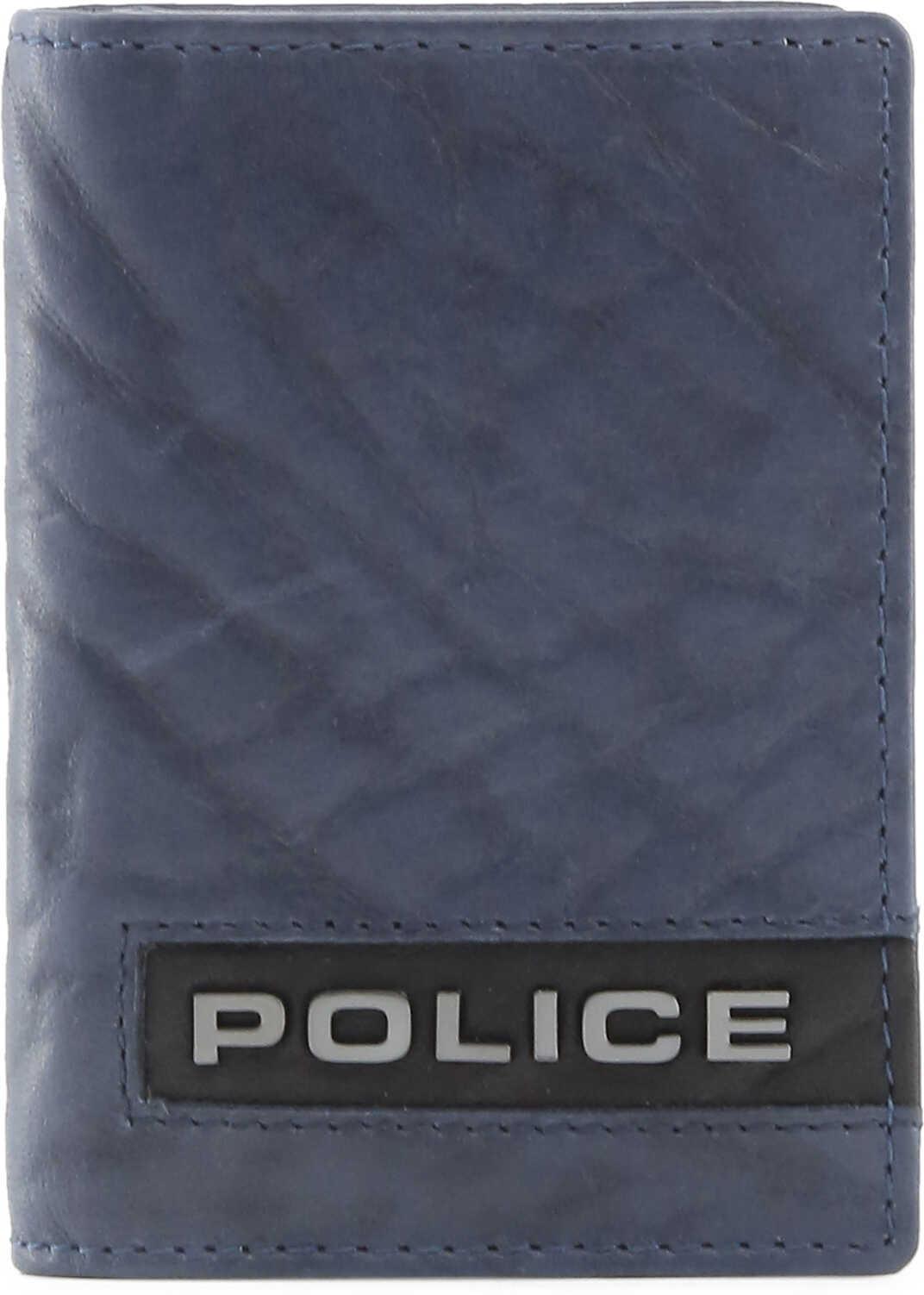 Police Pt308387 Blue