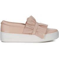 Tenisi & Adidasi Michael Kors Bella Pink Leather Slip On With Rouches