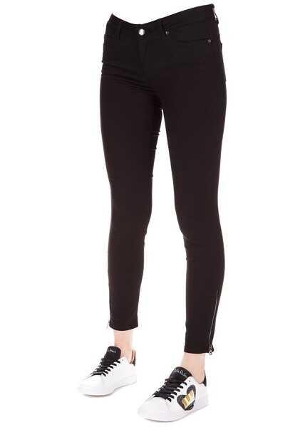 Pantaloni Dama Liu Jo Jeans with zip detail