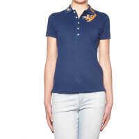 Tricouri Polo in cotton piqué Femei