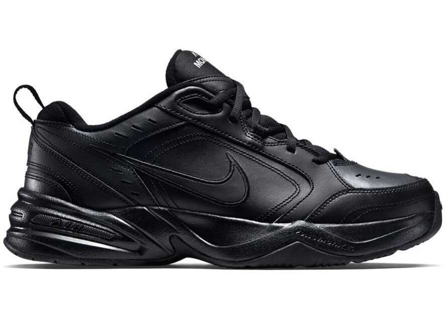 Nike Air Monarch IV 415445 NEGRE