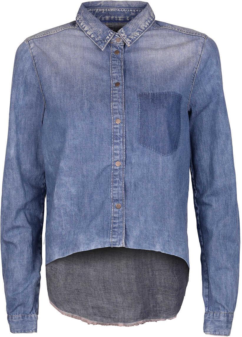 Calvin Klein Koszula Niebieski