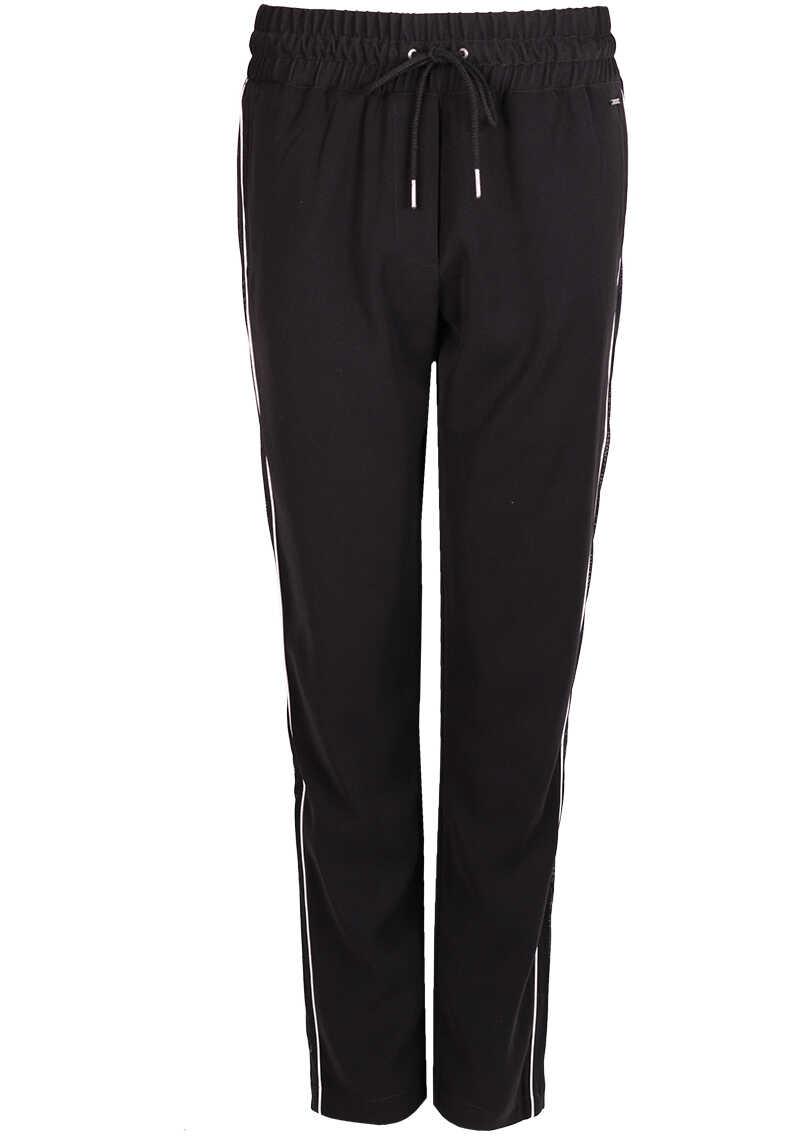 Calvin Klein Spodnie Czarny