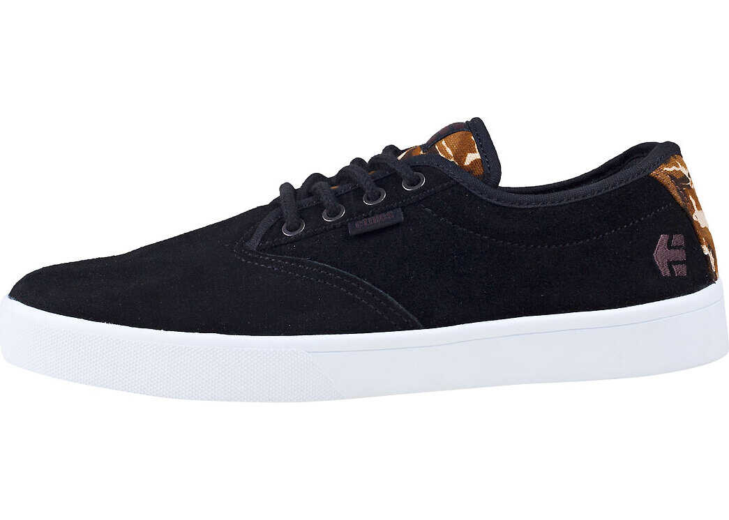 etnies Jameson Sl Trainers In Black Camouflage Black