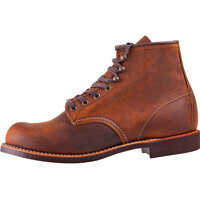 Ghete Blacksmith Heritage Boots In Copper Barbati