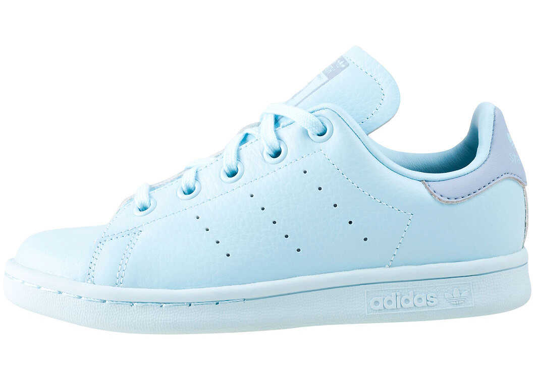 Adidas Stan Smith C Toddler Trainers In Pastel Blue Blue