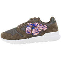 Tenisi & Adidasi Omega X Embroidery Trainers In Olive Femei