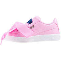 Tenisi & Adidasi Basket Heart Patent Toddler Trainers In Pink Baieti