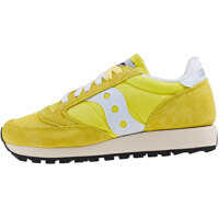 Tenisi & Adidasi Jazz Original Vintage Trainers In Yellow White Femei