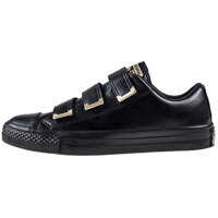 Tenisi & Adidasi Converse Chuck Taylor All Star 3V Ox Trainers In Black Gold