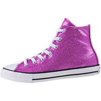 Tenisi & Adidasi Converse Chuck Taylor All Star Hi Kids Trainers In Violet
