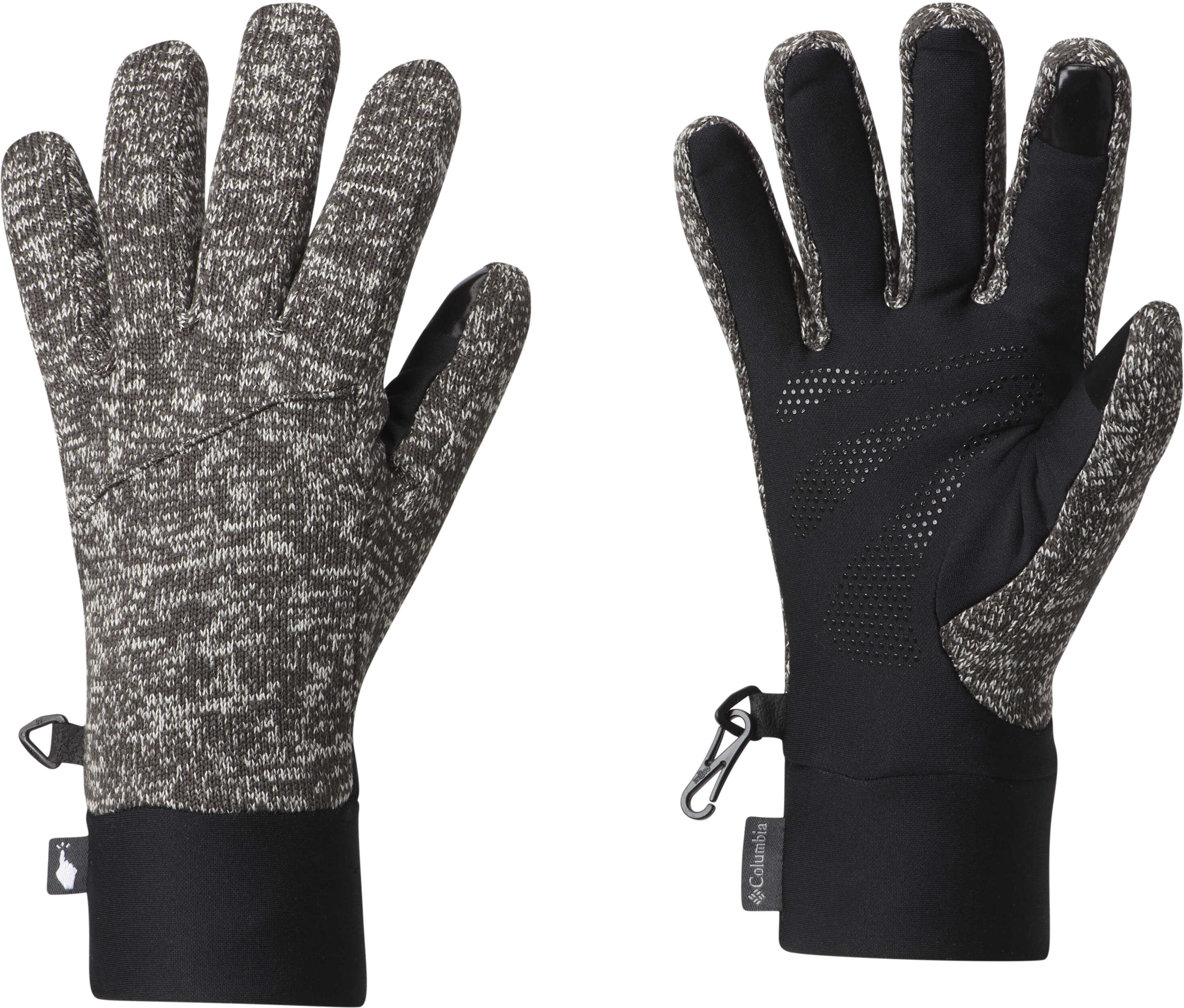 Columbia M Birch Woods Glove-Shark,Black Shark,Black