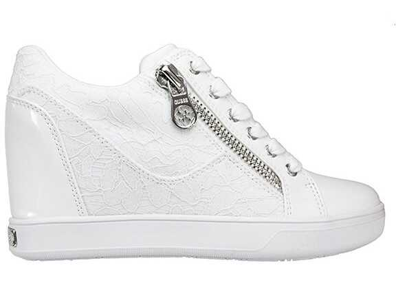 GUESS Sneakers Fierze FLFIE1 ELE12 WHITE thumbnail