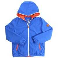 Jachete Electric Blue Hooded Jacket Baieti