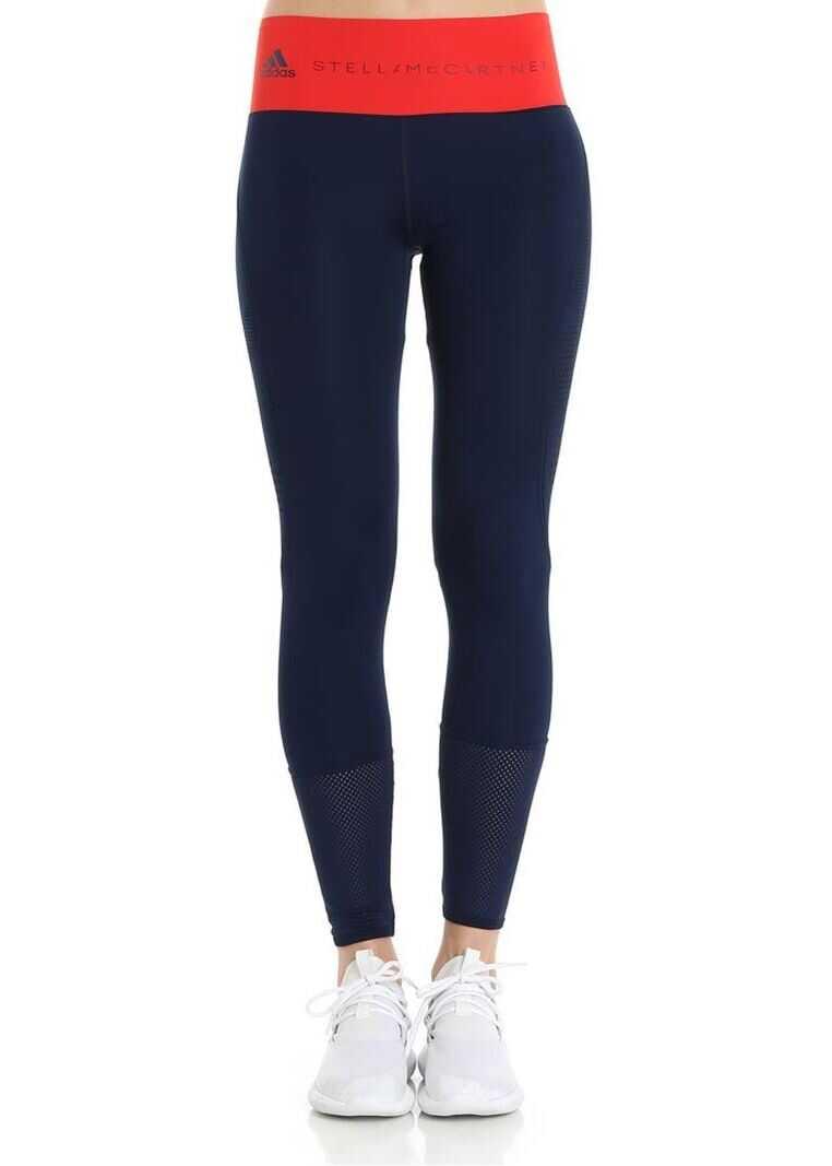 adidas by Stella McCartney Blue Ultimate Training Leggings Blue