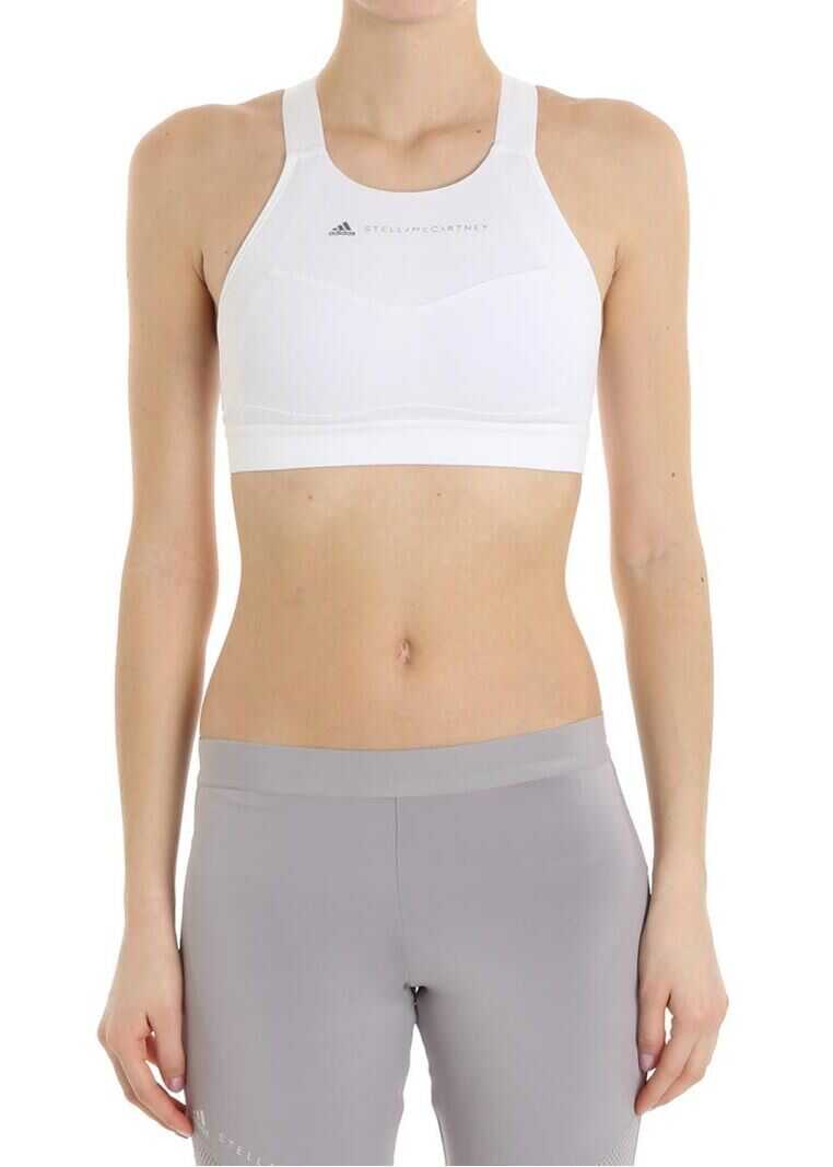 adidas by Stella McCartney White The High Intensity Top White