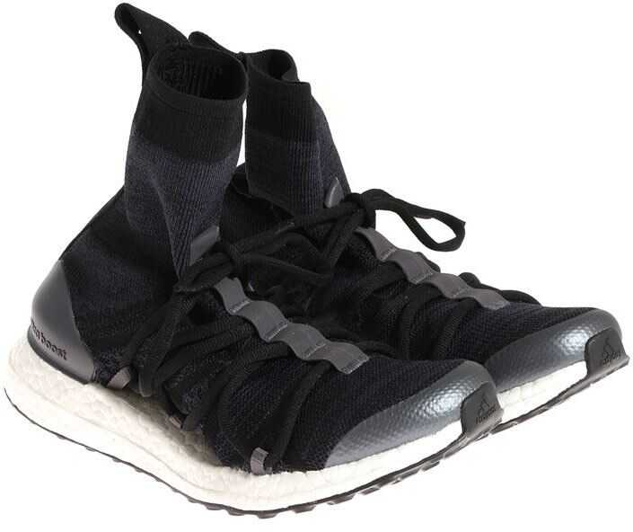 adidas by Stella McCartney Black Ultraboost X Mid Sneakers Black
