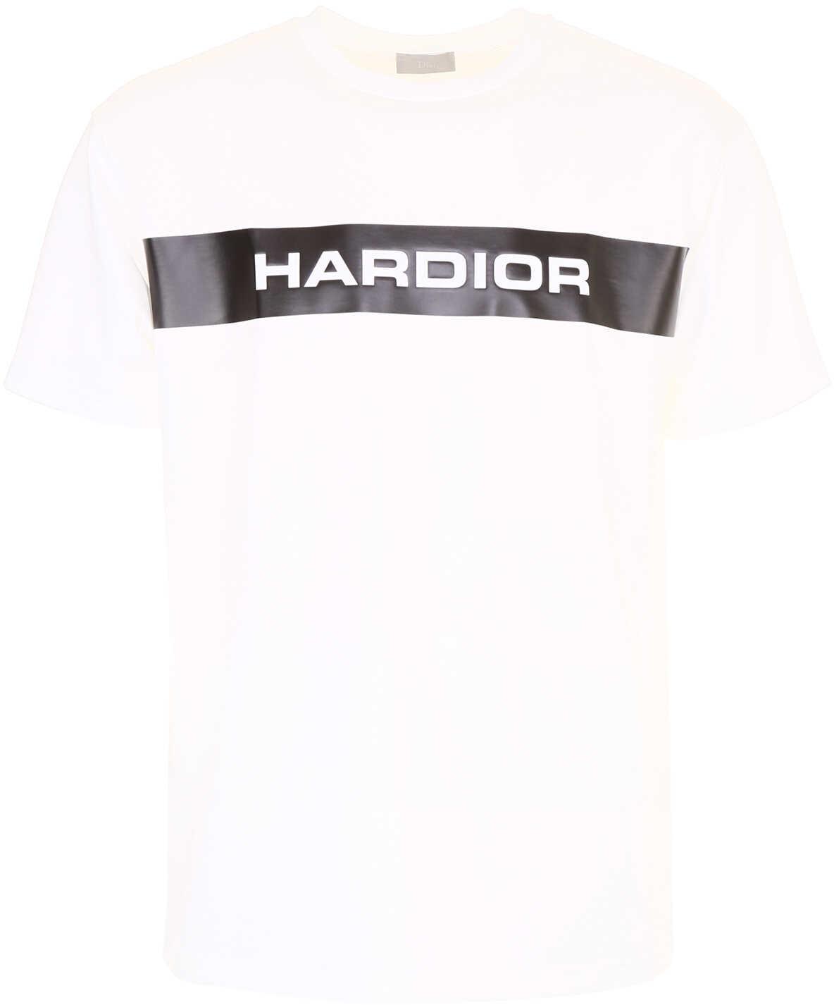 Dior Hardior T-Shirt BLANC