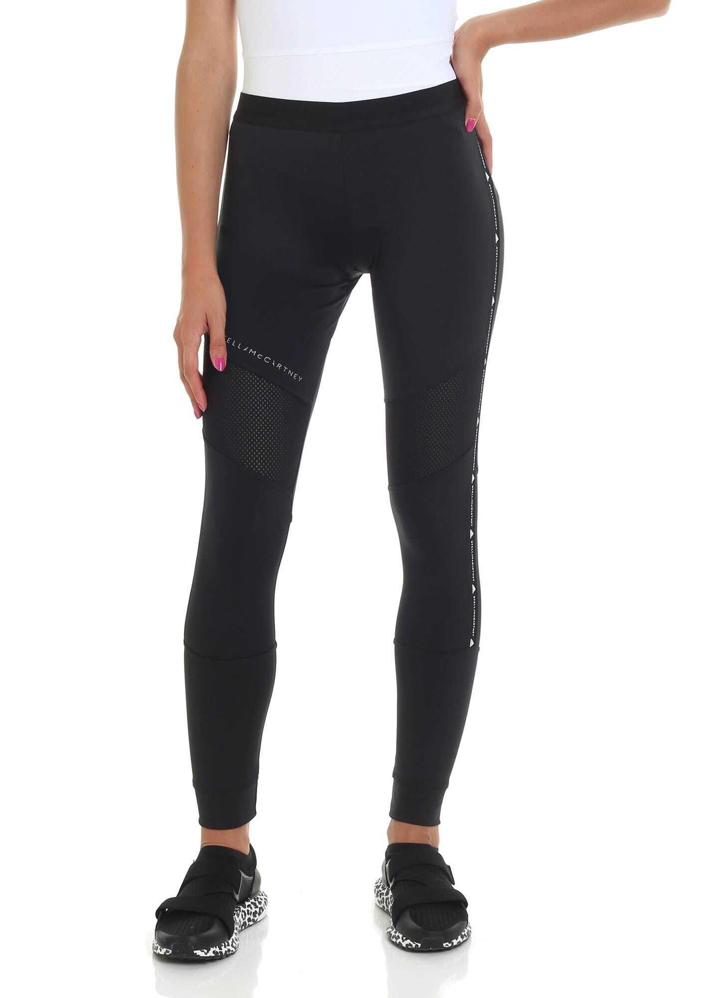 adidas by Stella McCartney Black Performance Essentials Leggings Black