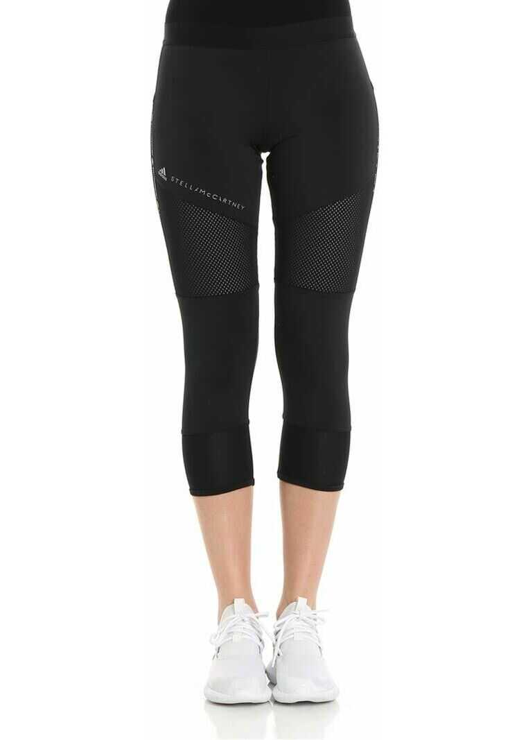 adidas by Stella McCartney Black Climalite Leggings Black