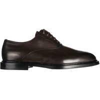 Pantofi Oxford Francesina Brogue Barbati