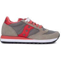 Tenisi & Adidasi Saucony Jazz Grey And Pink Suede And Nylon Sneakers