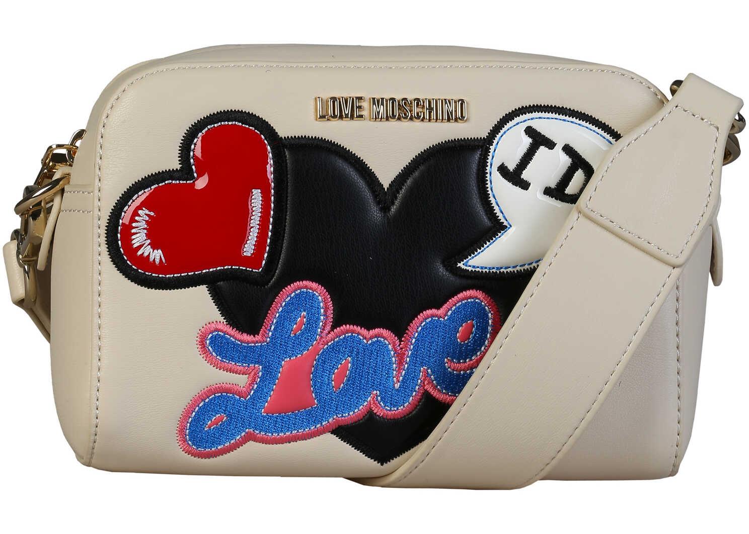 LOVE Moschino Jc4111Pp15Lt White