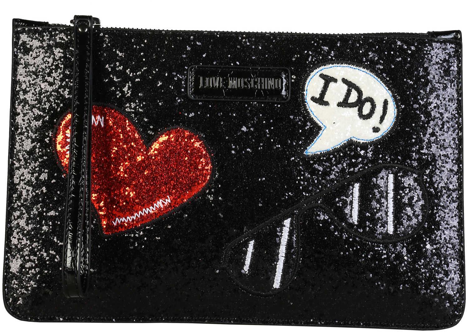 LOVE Moschino Jc4148Pp15Ll Black