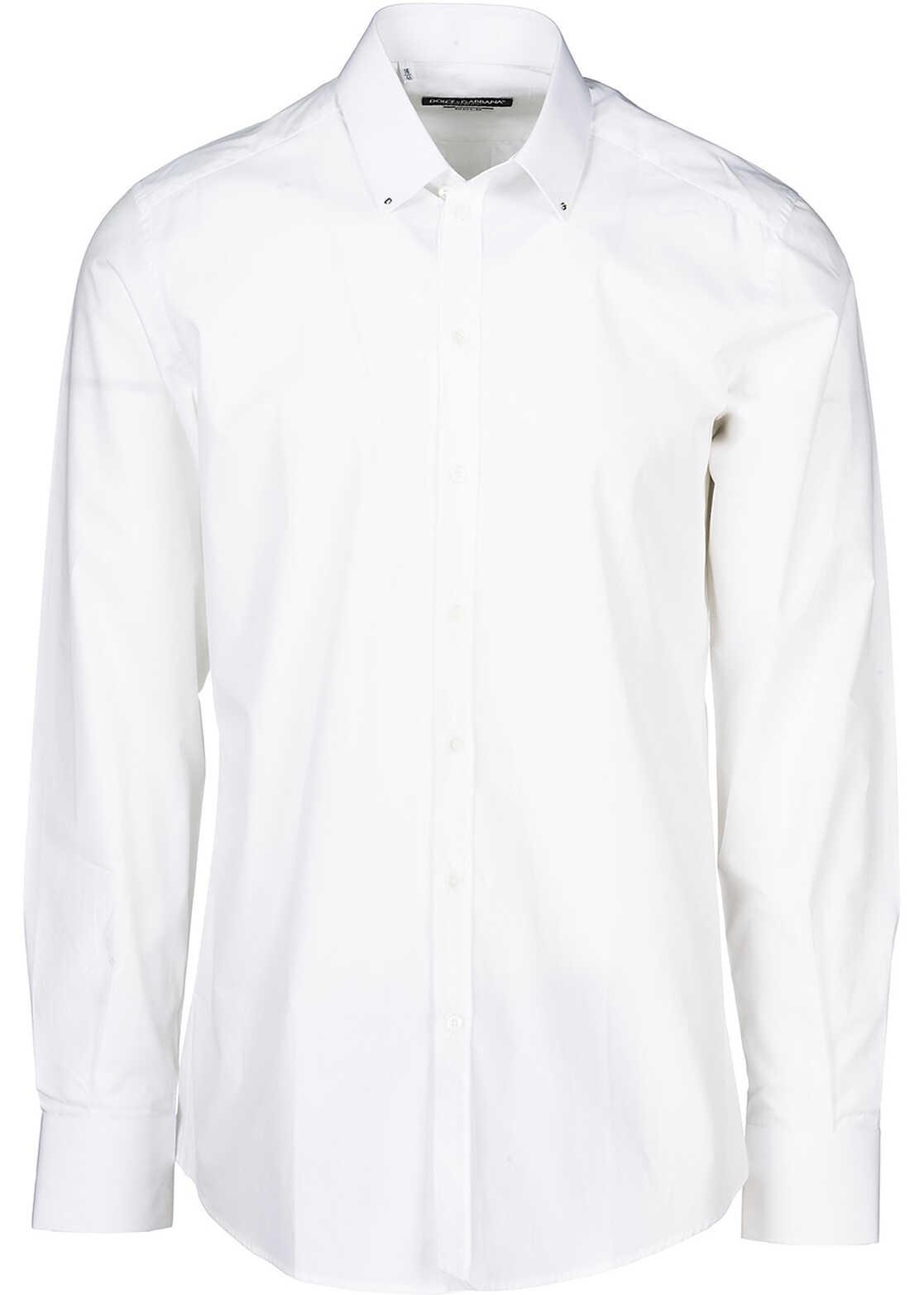 Dolce & Gabbana Dress Shirt White