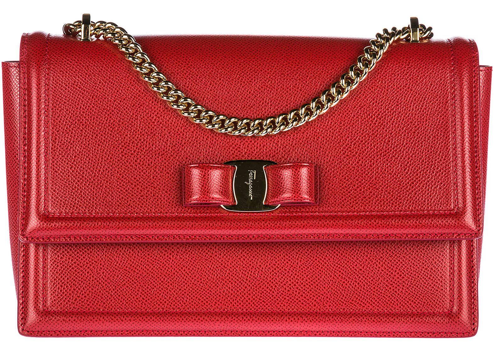 Salvatore Ferragamo Bag Ginny Red