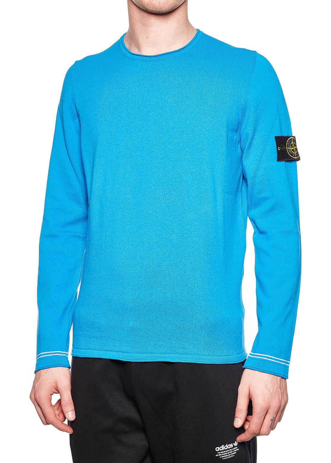 Stone Island Knitted pullover Blue