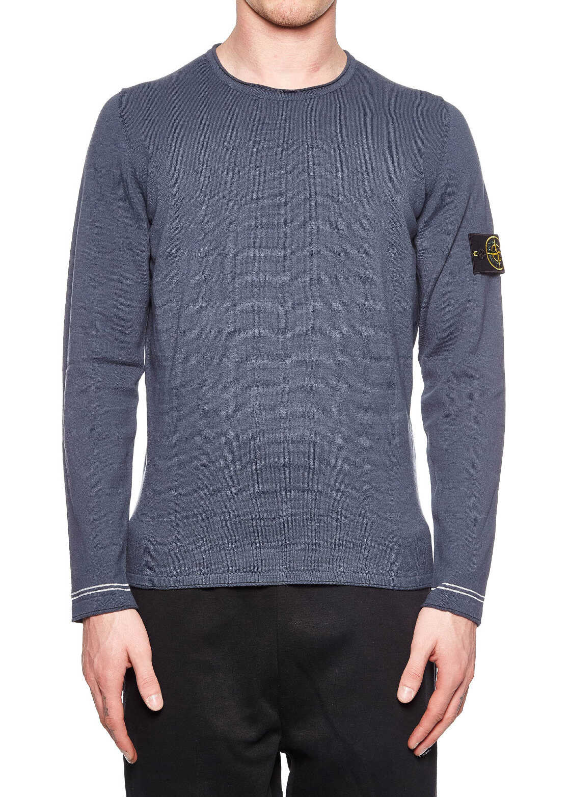 Stone Island Knitted pullover Grey