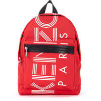 Rucsacuri In Red And White Nylon Backpack Barbati