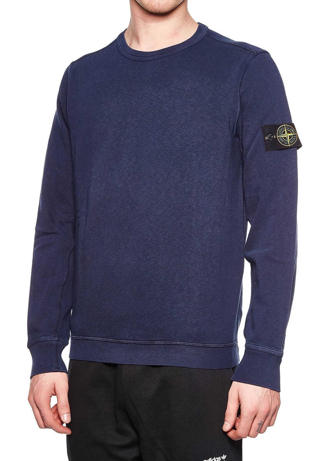 Stone Island Sweatshirt Blue