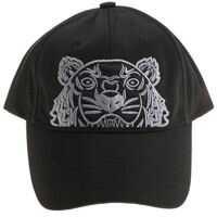 Sepci Black Fabric Hat Barbati