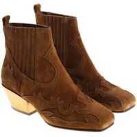Ghete & Cizme ASH Brown Texano Ginger Bis Texan Boots