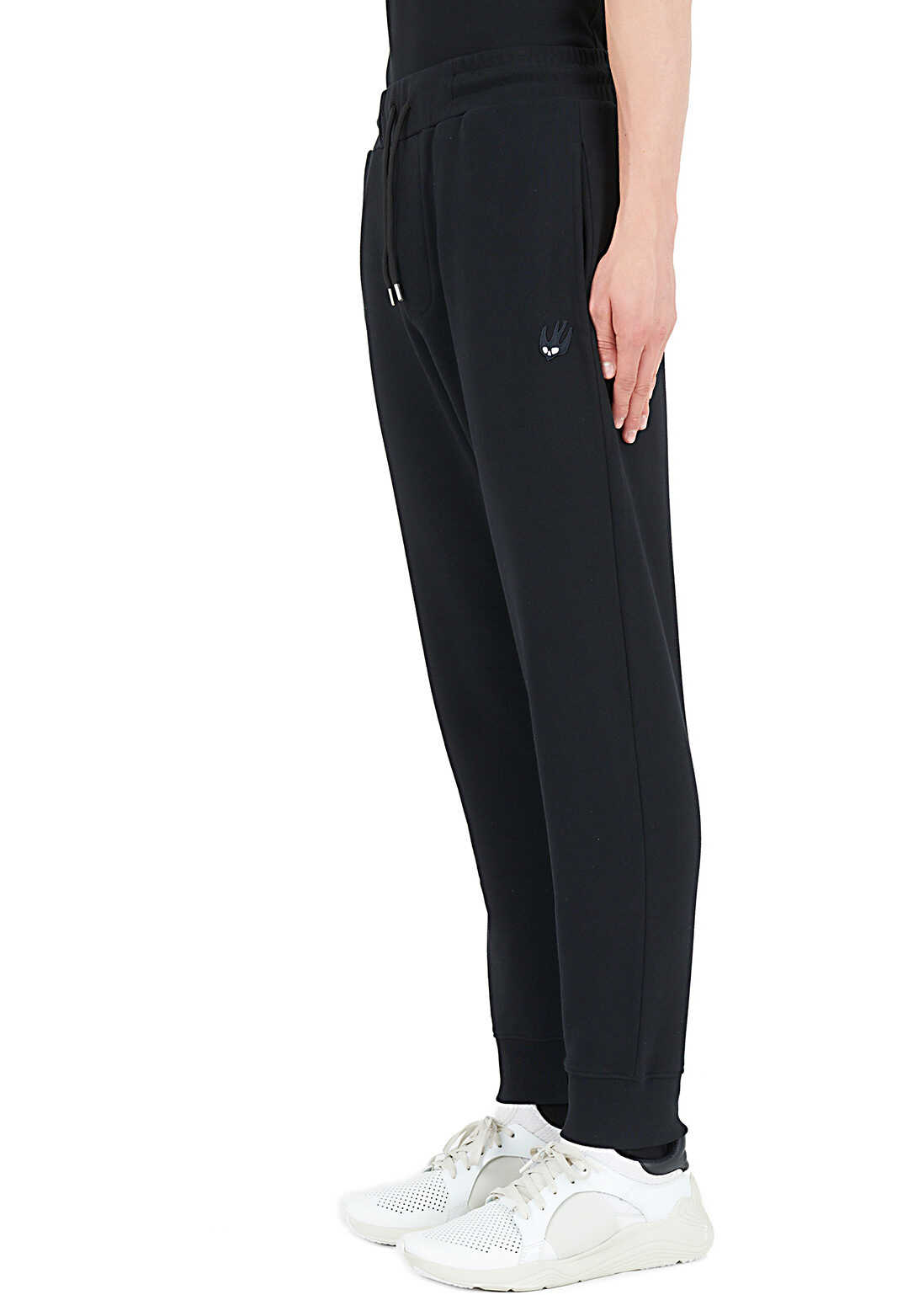 MCQ Alexander McQueen Trousers Swallow Black