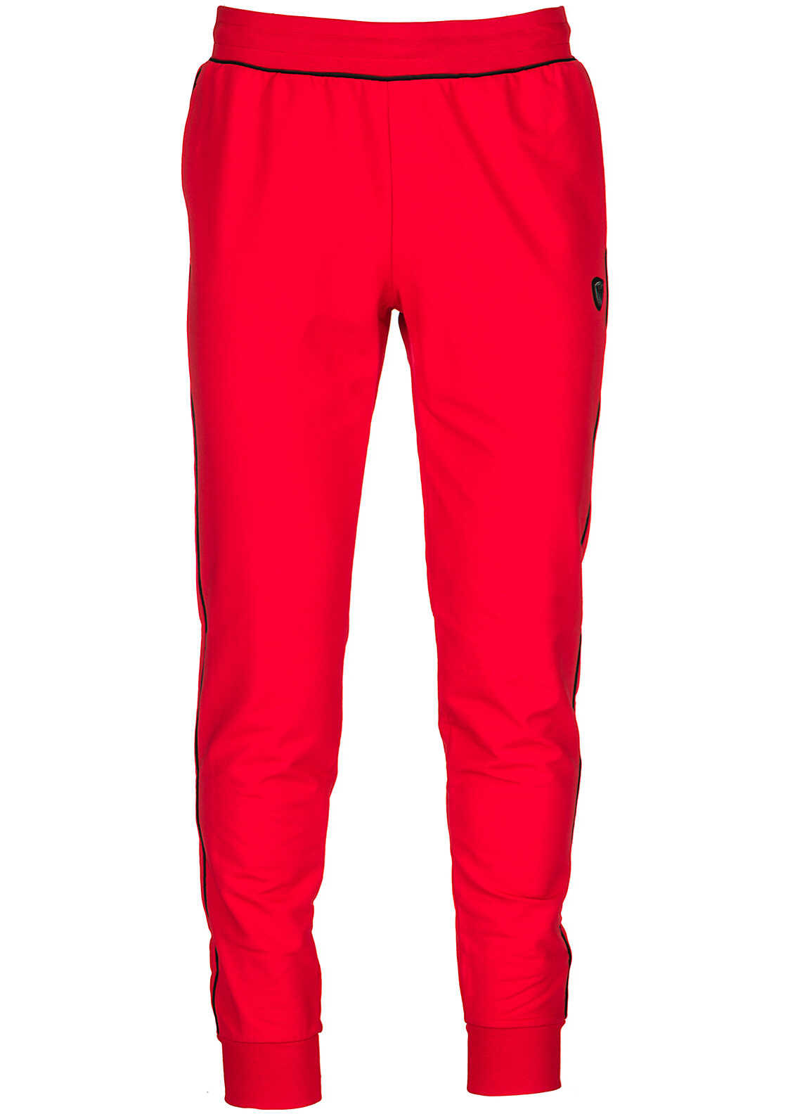 EA7 Jumpsuit Trousers Red