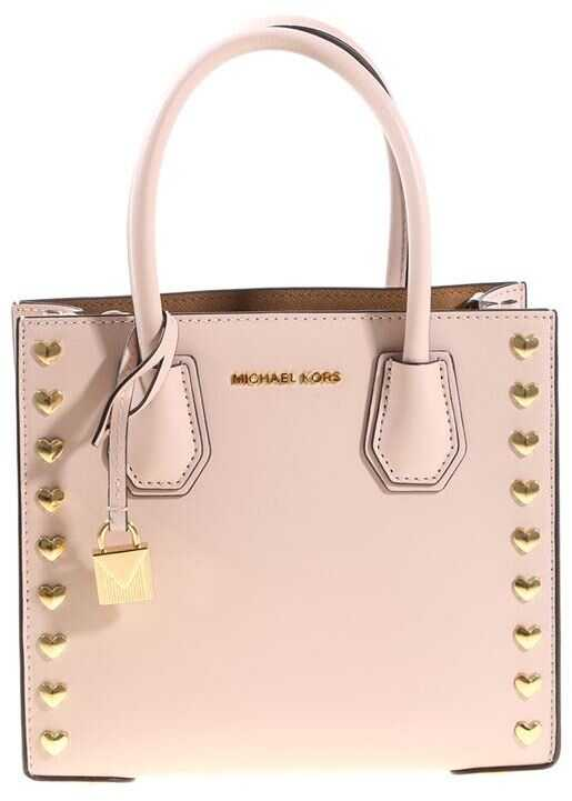 Michael Kors Pink Mercer Shoulder Bag Pink