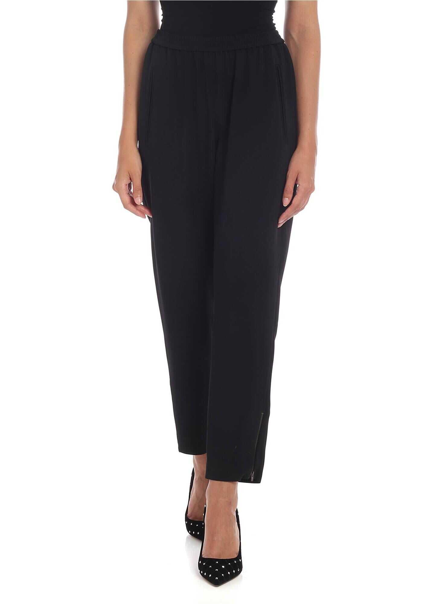 adidas by Stella McCartney Black Tamara Trousers Black