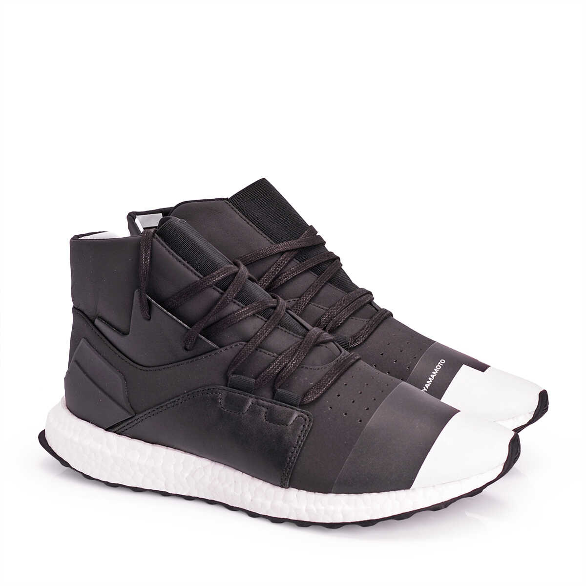 adidas Yohji Yamamoto Y-3 Sneakersy Czarny, Biały