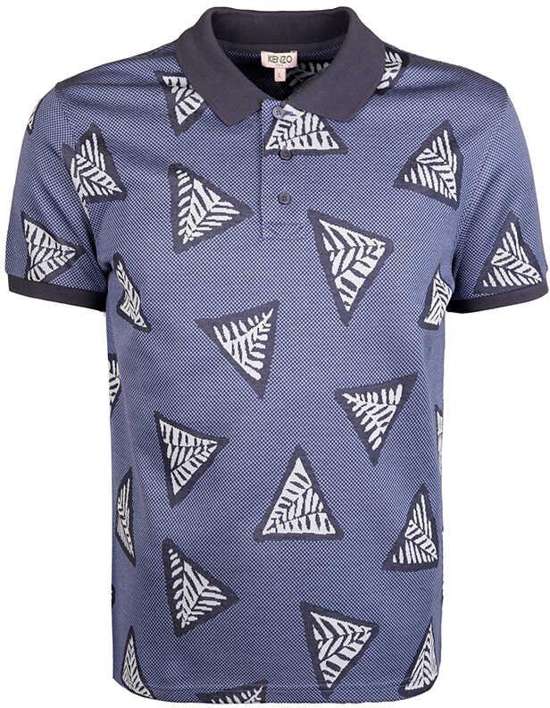 Kenzo Koszulka Polo Niebieski