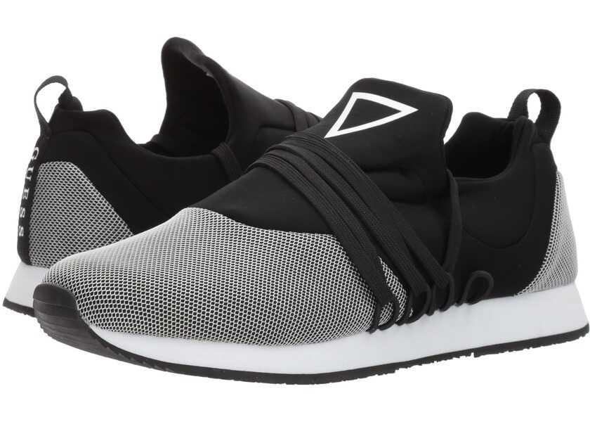 cea mai bună atitudine prețuri grozave vânzări la cald Sneakers GUESS Nepal Black Synthetic Barbati - Boutique Mall Romania