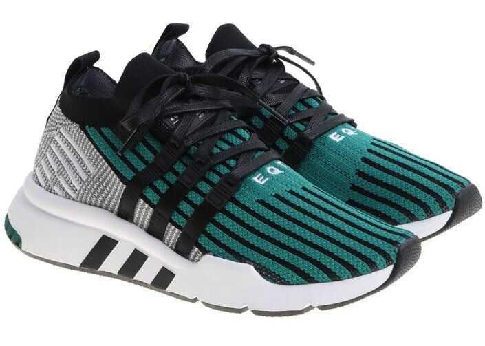 adidas Originals Eqt Support Mid Adv Primeknit Sneakers Green