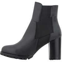 Ghete & Cizme Women's Dress Ankle Boots In Black Femei