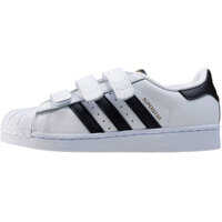 Tenisi & Adidasi Adidas Superstar Foundation Toddler Trainers In White Black*