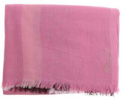 Burberry Pink Sheer Scarf Pink