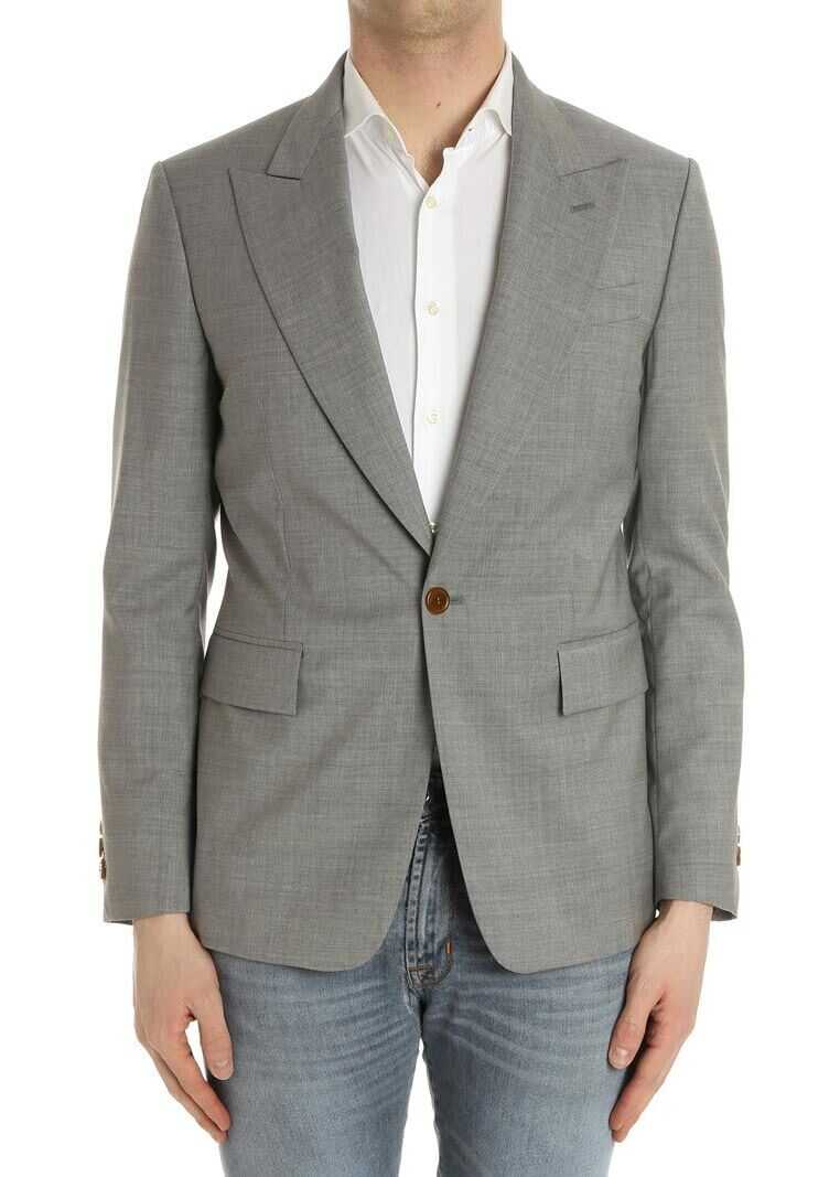 Vivienne Westwood Wool Jacket Grey