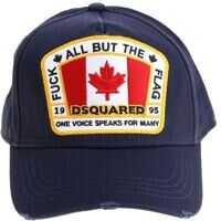 Palarii Blue Hat With Canada Patch Barbati